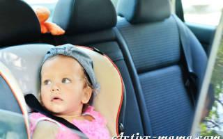 Как перевозить грудного ребенка в маршрутке