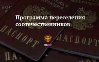 Сколько ждать гражданство рф по программе переселения