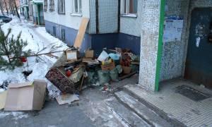 Размер штрафа за загрязнение придомовой территории