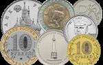 Какие монеты можно продать в сбербанке 2017 году на сегодня