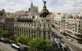 Мадрид в каком районе лучше жить