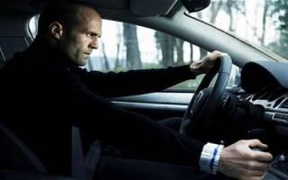 Как научиться водить механику машину