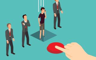 Наказание за хамское поведение сотрудника