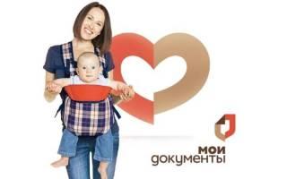 Услуги мфц города кировграда свидетельство о рождении
