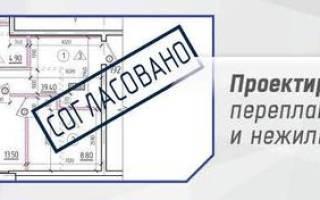 Услуги по созданию проекта перепланировки коммерческой недвижимости