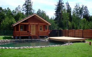 Как зарегистрировать построенную баню на садовом участке