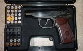 Пошлина за продление разрешения на оружие
