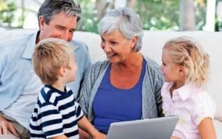 Можно ли прописать ребенка к бабушке в 17 лет