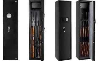 Требования к хранению охотничьего оружия дома