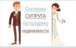Срок действия согласия супруга на покупку недвижимости