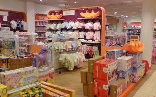Как оборудовать детский магазин игрушек и одежды фото