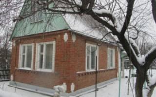 Ремонт дома на меже