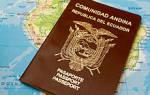 Как получить гражданство эквадора гражданину россии