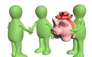 Письмо с просьбой оплатить счет в договора займа