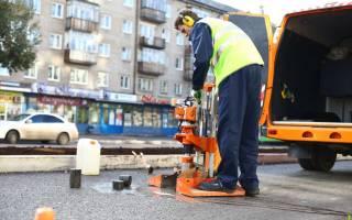 Как проводят проверку на качество дорожного покрытия