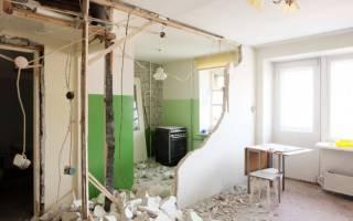 Как оформить незаконную перепланировку квартиры?