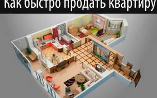 Как быстро продать квартиру советы психолога?