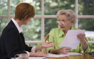 Можно ли перевести пенсию умершего мужа на жену