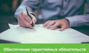 Пунт договора гарантийные обязательства на работы